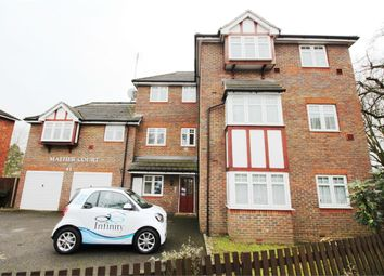 Thumbnail 2 bed flat to rent in Radbourne Court, Draycott Avenue, Kenton, Harrow