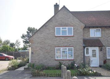 Gospond Road, Barnham, West Sussex PO22. 2 bed semi-detached house