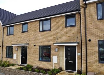 Thumbnail 3 bed terraced house for sale in Darwin Walk, Withersfield, Suffolk