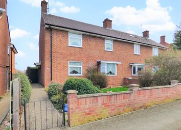 Thumbnail 3 bed semi-detached house for sale in Station Crescent, Lidlington