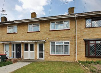 Thumbnail 3 bed terraced house for sale in Nuthurst Close, Ifield, Crawley, West Sussex