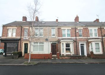 Thumbnail 3 bed terraced house to rent in Tenth Avenue, Heaton, Newcastle Upon Tyne