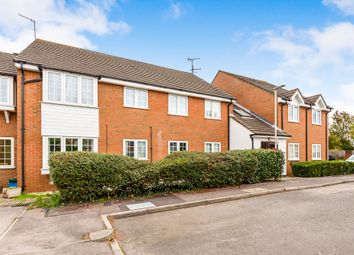 Thumbnail 2 bed flat for sale in Ryder Close, Hertford