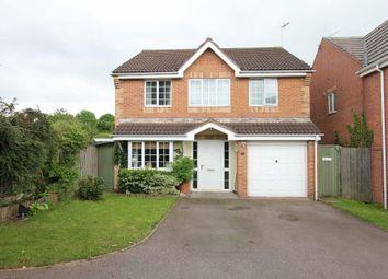 Thumbnail 4 bed detached house for sale in Mallard Drive, Hinckley