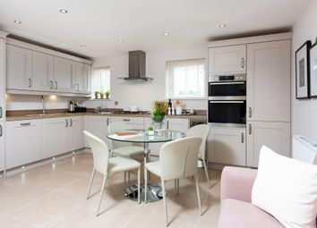 "Thumbnail 4 bed detached house for sale in ""Alderney"" at Brunel Way, Stroudwater Business Park, Stonehouse"