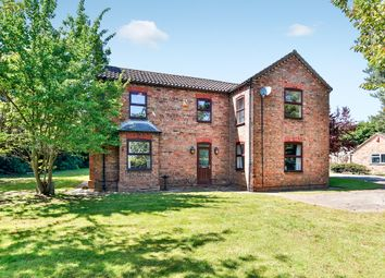 Thumbnail 4 bed farmhouse for sale in Anwick Lane End, Ruskington