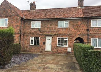 Thumbnail 4 bed terraced house to rent in Galtres Drive, Easingwold, York