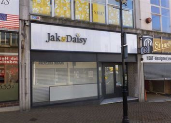 Thumbnail Retail premises to let in 20, Regent Street, Mansfield, Notts