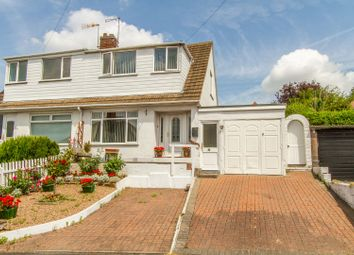 Thumbnail 3 bed semi-detached house for sale in Linden Road, Hinckley