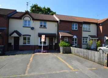 Thumbnail 2 bed terraced house to rent in Bond Close, Loughborough