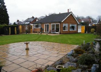Thumbnail 3 bedroom bungalow for sale in Wigston Road, Oadby, Leicester
