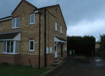 Thumbnail 1 bed town house to rent in Kingfisher Mews, Morley, Leeds