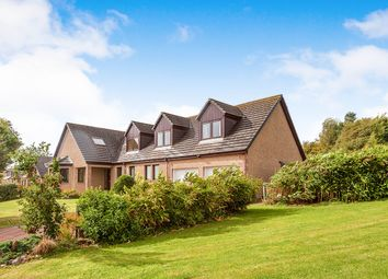 Thumbnail 6 bed detached house for sale in Greenbraes Crescent, Gourdon, Montrose