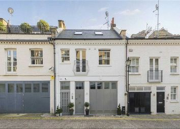 Thumbnail 4 bed property to rent in Elvaston Mews, London