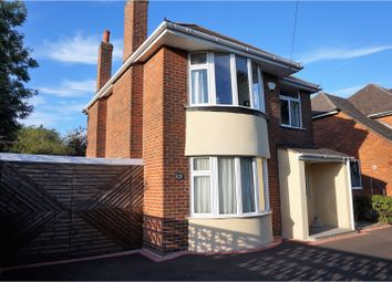 Thumbnail 4 bed detached house to rent in Wallisdown Road, Bournemouth