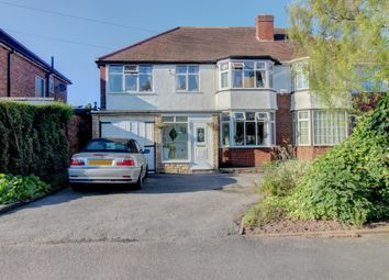 Thumbnail 4 bed semi-detached house for sale in Chester Road, Kingshurst, Birmingham