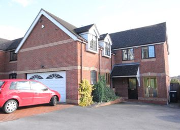 Thumbnail 5 bedroom detached house for sale in Quarndon View, Allestree, Derby