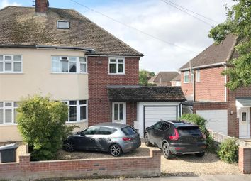 Thumbnail 3 bed semi-detached house for sale in Valley Road, Newbury