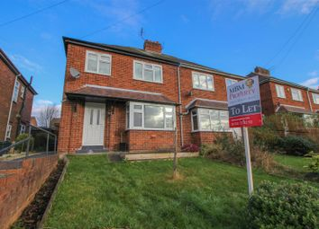 Thumbnail 3 bed property to rent in Bargate Road, Belper