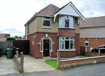 Thumbnail 3 bedroom detached house for sale in Windermere Road, Longlevens, Gloucester