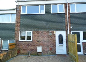 Thumbnail 3 bedroom terraced house to rent in Northmere Road, Parkstone, Poole