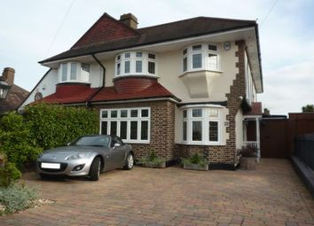 Thumbnail 4 bed semi-detached house for sale in Telford Road, London