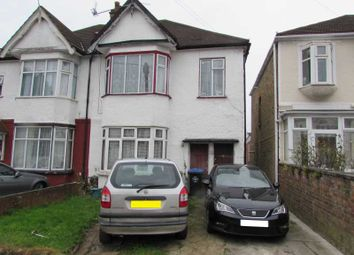 Thumbnail 2 bed flat for sale in Scarle Road, Wembley