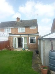 Thumbnail 3 bed end terrace house to rent in Eaton Road, Kempston