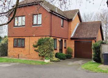 Thumbnail 3 bed detached house for sale in Rectory Lane, Byfleet, Surrey