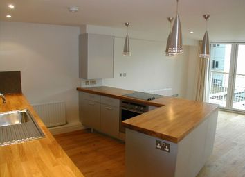 Thumbnail 2 bed flat to rent in Burrows Mews, London