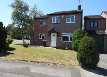 Thumbnail 4 bed detached house for sale in Polperro Way, Hucknall, Nottingham