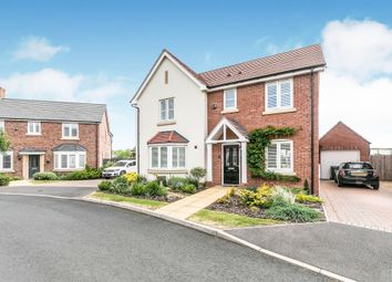 Thumbnail 4 bed detached house for sale in Callows Orchard, Rushwick, Worcester