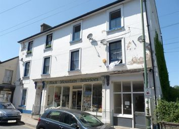 Thumbnail 1 bedroom flat to rent in High Street, Talgarth, Brecon