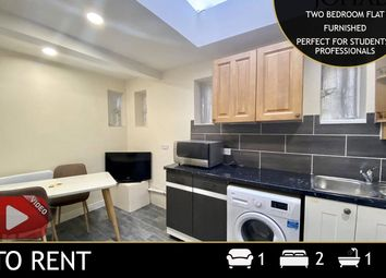 Thumbnail 2 bed flat to rent in Nelson Street, Leicester