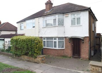 Thumbnail 3 bed semi-detached house for sale in Elton Avenue, Barnet