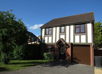 Thumbnail 4 bed detached house for sale in Old Shamblehurst Lane, Hedge End, Southampton
