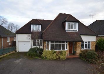 Thumbnail 5 bed detached house for sale in Highfield Way, Rickmansworth, Hertfordshire