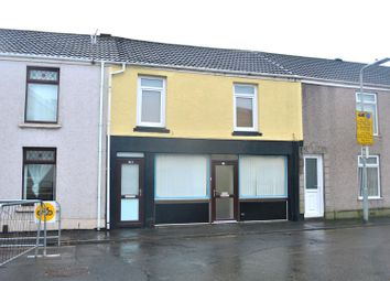 Thumbnail Terraced house for sale in William Street, Swansea
