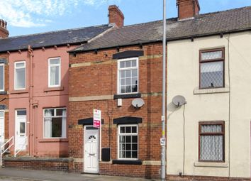 Thumbnail 2 bed terraced house for sale in High Street, Crigglestone, Wakefield