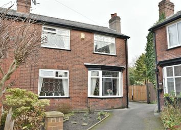 Thumbnail 3 bed semi-detached house for sale in Queens Gardens, Leigh