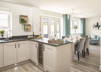 """Thumbnail 4 bed detached house for sale in """"Radleigh"""" at Belton Road, Silsden, Keighley"""