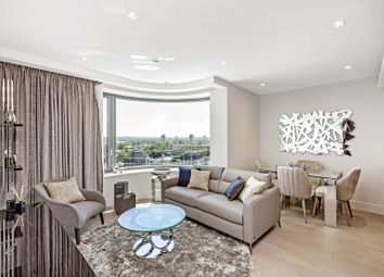 Thumbnail 1 bed flat for sale in The Corniche, Tower One, 23 Albert Embankment, Nine Elms, London