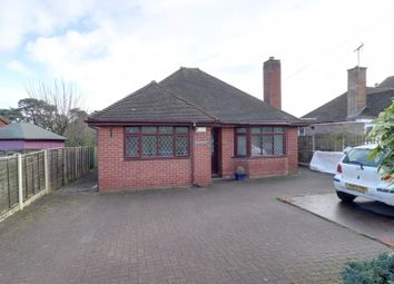 Thumbnail 3 bed detached bungalow for sale in Wolverhampton Road, Penkridge, Stafford
