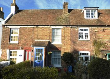 Thumbnail 2 bed terraced house for sale in Prospect Cottages, Coxhill, Shepherdswell. Dover, Kent