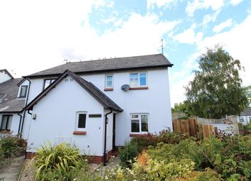 Thumbnail 3 bed end terrace house for sale in Roman Gates, Caerleon, Newport