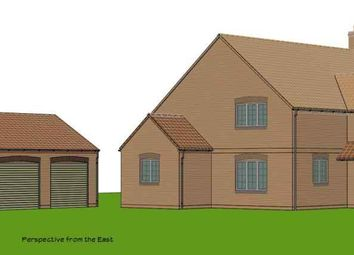 Thumbnail 4 bed detached house for sale in York Road, Riccall, York