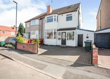 4 bed semi-detached house for sale in Leofric Street, Coundon, Coventry CV6