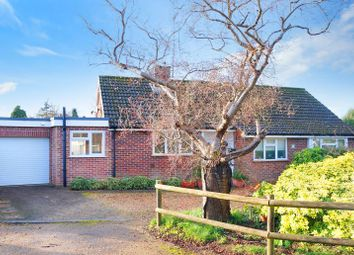 Thumbnail 3 bed detached bungalow for sale in Howard Close, West Horsley, Leatherhead