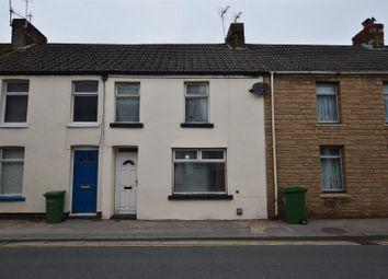 Thumbnail Terraced house to rent in Bridgend Road, Llanharan, Pontyclun