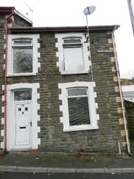 Thumbnail 2 bed end terrace house for sale in Zion Terrace, Tonypandy